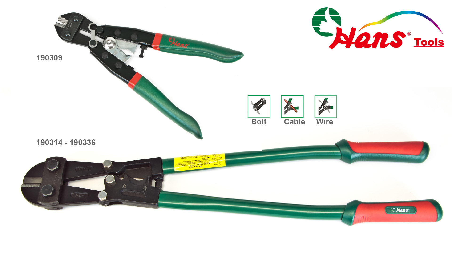 3 in 1 Bolt Cable Wire Cutter - HansTools Shop