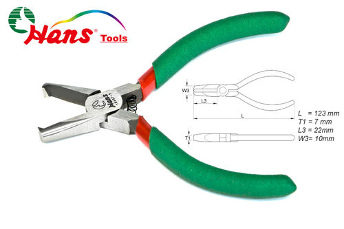 End Nipper Cutting Pliers L=123mm
