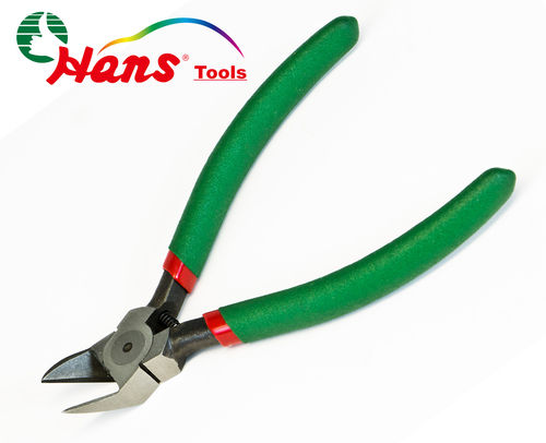 Plastic Cutting Pliers 45° L=150mm