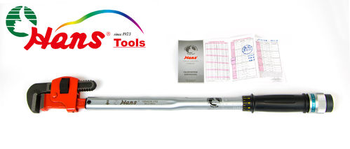 Pipe & Torque Open End Wrench 40 - 500NM - max. open 63mm