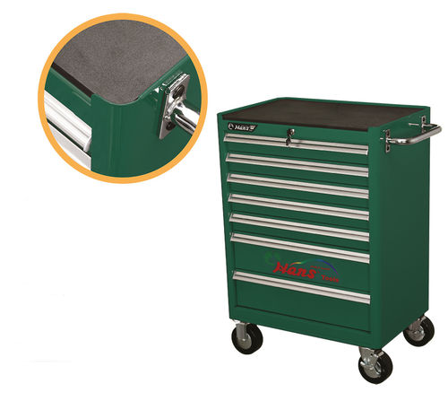 Tool Trolley - 7 drawers